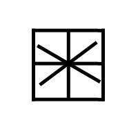 Секретные знаки руны атамана черного знаки Черта  - Знак Судьбы.jpg