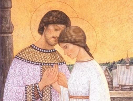 День Петра и Февронии 8 июля. Молитвы, приметы, ритуалы, заговоры - Петр и Феврония.jpg