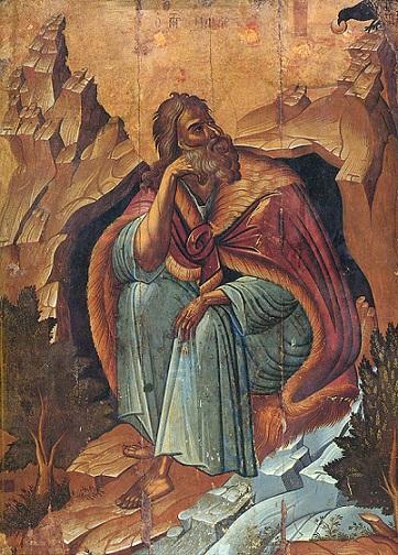Ильин день, Илья-пророк 2 августа . Приметы, обычаи, заговоры - Илья- пророк.jpg