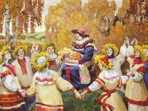 Рождество Пресвятой Богородицы 21 сентября. Приметы, обряды, молитвы и заговоры - Осенины 21 сентября.jpg