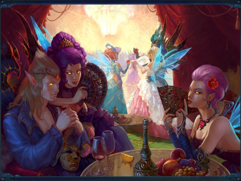 Кельтский фольклор. Доктор и принцесса фейри. - 5062d562b17a9.jpg