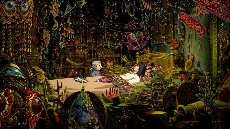 Шизотерика. Почему я не читаю книг по магии. - 40839-Studio_Ghibli-Howls_Moving_Castle.png