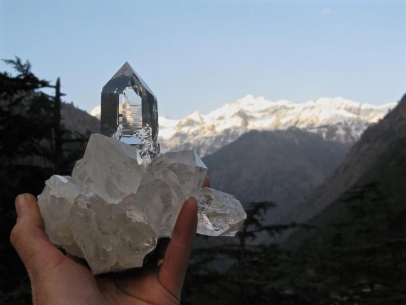 Гималайский горный хрусталь. - Гималайский горный хрусталь18.jpg