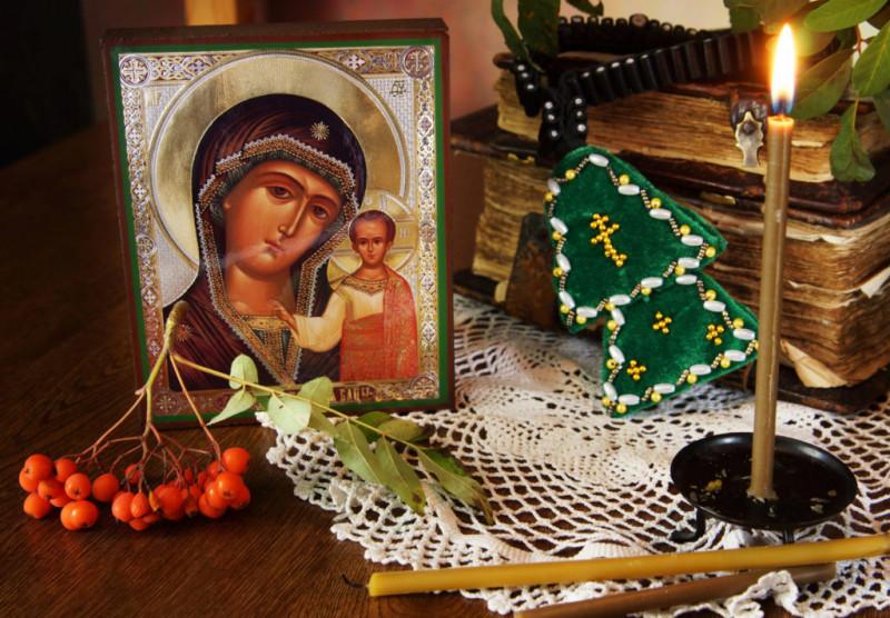 Рождество Пресвятой Богородицы 21 сентября. Приметы, обряды, молитвы и заговоры - Обряды на Рождество Богородицы.jpg