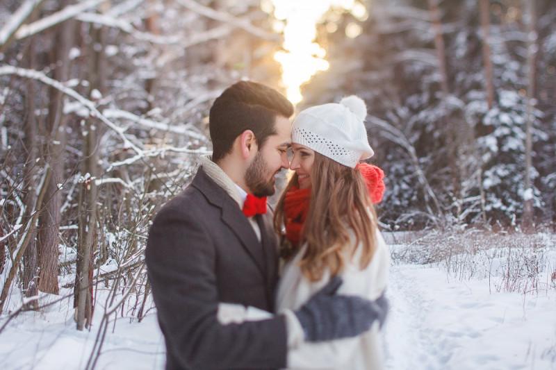 Дата свадьбы. Как выбрать и рассчитать счастливый день? - Зимняя свадьба.jpg