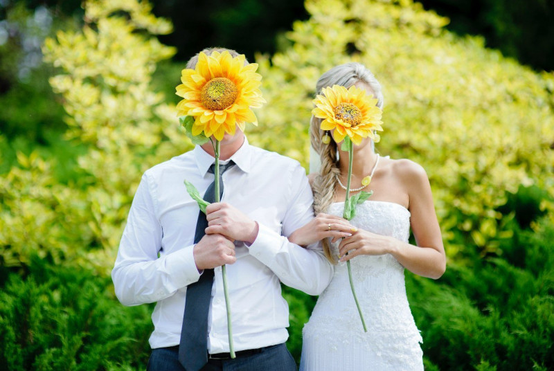 Дата свадьбы. Как выбрать и рассчитать счастливый день? - Летняя свадьба.jpg
