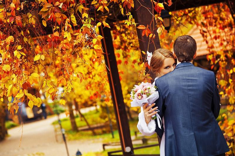 Дата свадьбы. Как выбрать и рассчитать счастливый день? - Осенняя свадьба.jpg